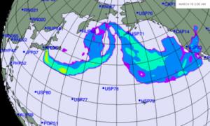 fukushimaNuclearPlume