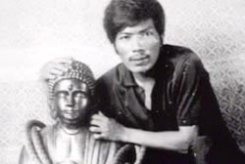Roger Roxas and the Buddha