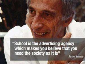 Ivan Illich What School Is