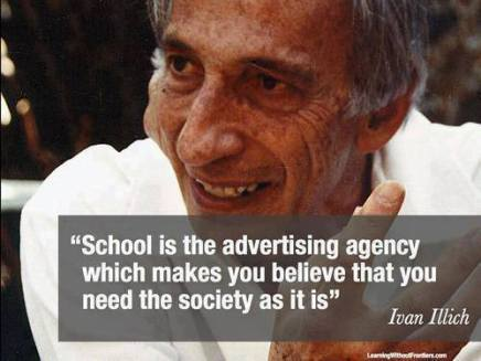 Ivan Illich What School Is