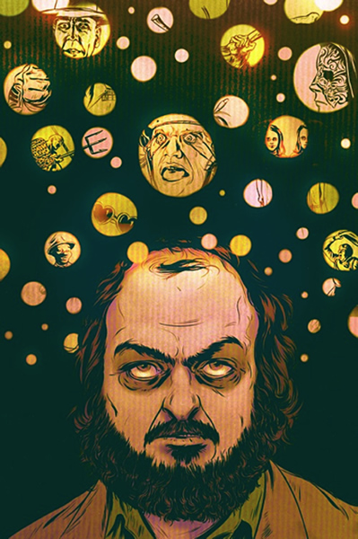 Imagination of Stanley Kubrick