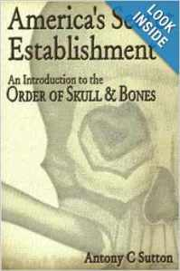 Introduction to the Order of the Skull and Bones book cover