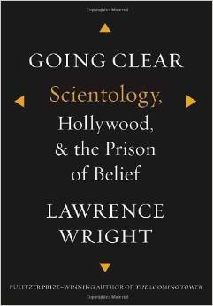 Going Clear Scientology Book Cover