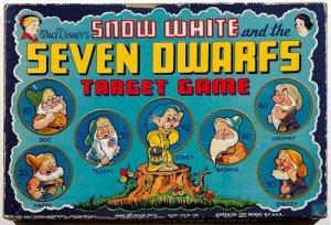Seven Dwarfs Target Game