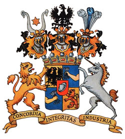 Rothschild Family Coat of Arms