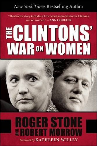 Clintons War Against Women Book