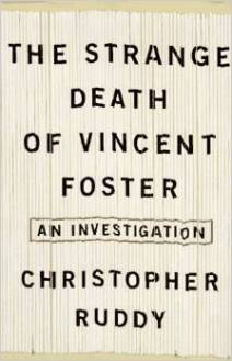 Strange Death of Vince Foster