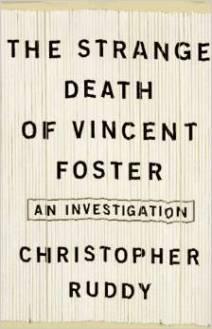Strange Death of Vince Foster
