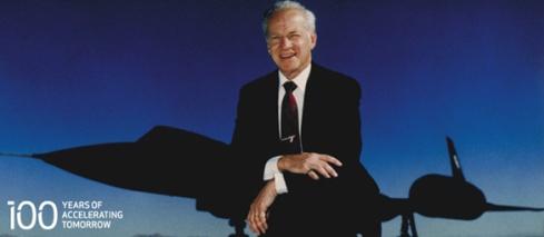 Ben Rich of Lockheed Skunkworks