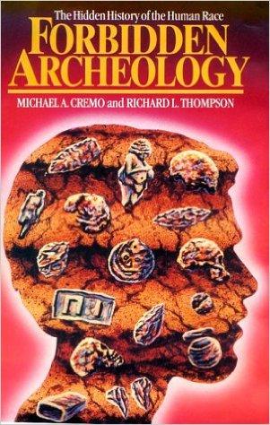Forbidden Archeology Book Cover