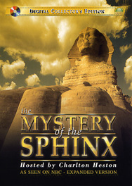 Mystery of the Sphinx DVD