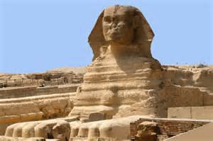 Sphinx Front View