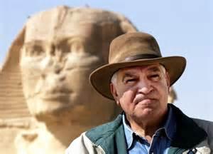 Zahi and Sphinx