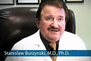 Dr. Burzynski on TV