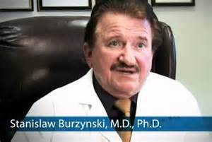 Dr. Burzynski on TV