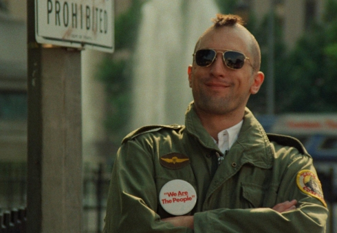 Travis Bickle a Man of the People