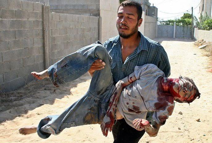Palestinian Child Murdered by Israelis