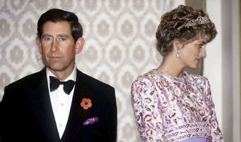 Charles and Diana Schism