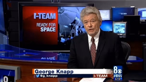 George Knapp News Anchor